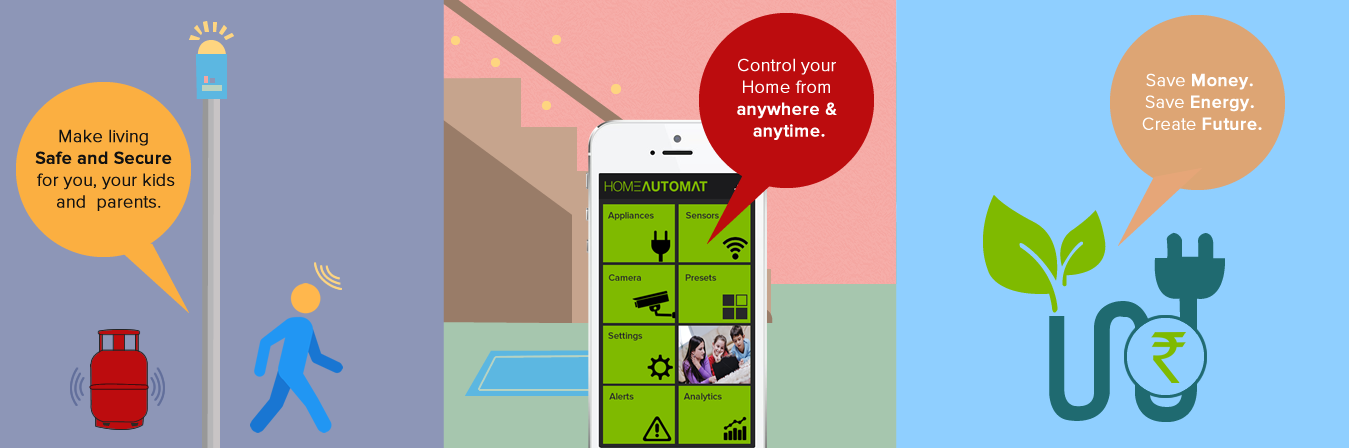 Samrt Home Automation