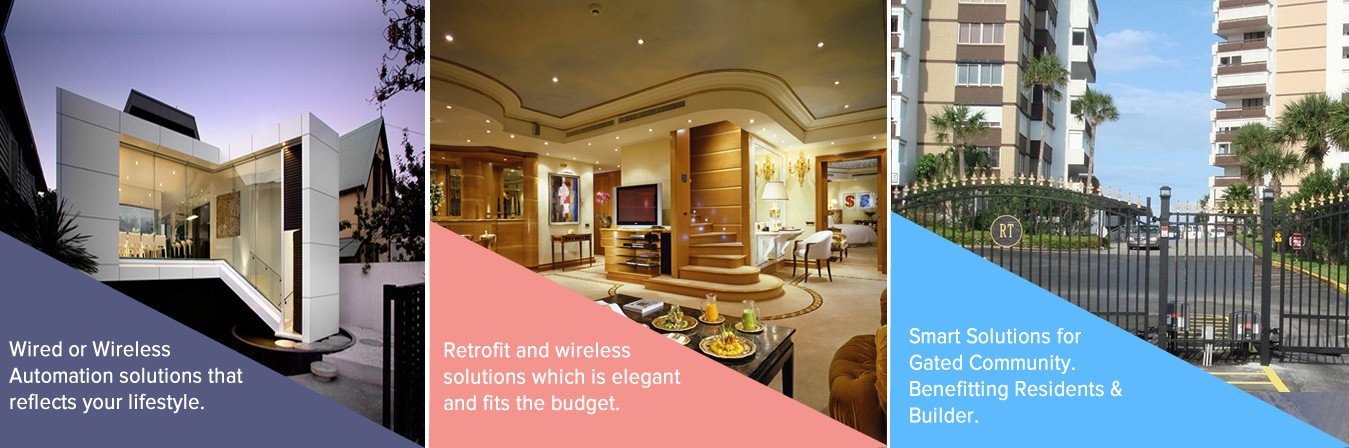 Home Automation Security Systems Smart Home Solutions Bangalore In
